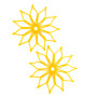 Blossom Mini - Solar Power Yellow