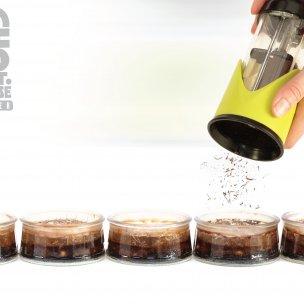 CNC Grater-Garnish Souffle